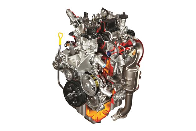 2気筒0.8Lディーゼルエンジン(スズキ)