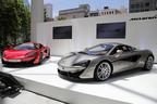 (左)McLAREN 540C Coupe/(右)McLAREN 570S Coupe