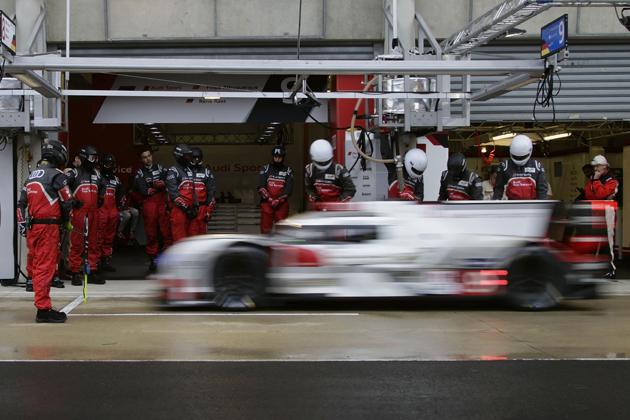 2015 ル・マン24時間レース(開幕直前)