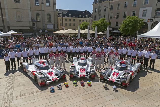 2015 ル・マン24時間レース(開幕直前)2015 ル・マン24時間レース(開幕直前)