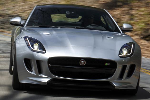 ジャガー Fタイプ V8R AWD・V6S 6MT 海外試乗レポート ~Fタイプ最速の4WDモデルに加え、6MTモデルも登場~