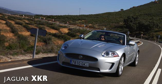ジャガー XKR 海外試乗レポート