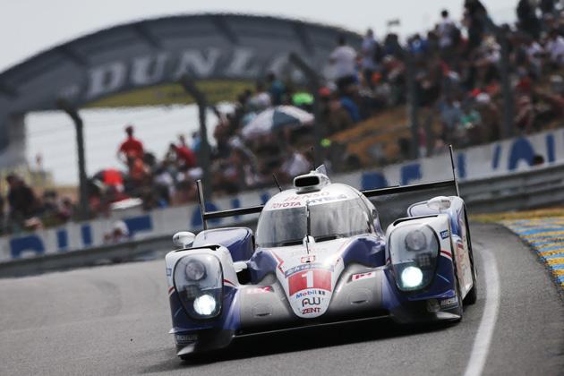 2015 WEC Round 3 Le Mans