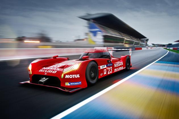 ル・マン24時間レース公式テスト