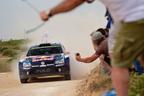 フォルクスワーゲン 「ポロR WRC」
