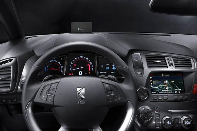 新型DS5 (2015)