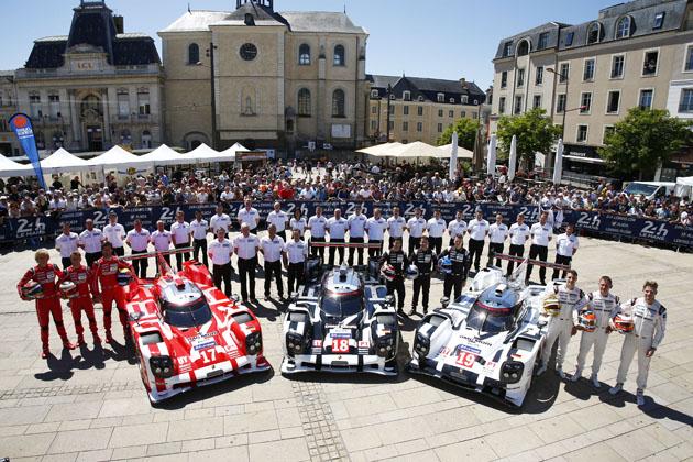 24 Stunden Le Mans LMP1