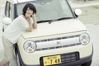 【試乗】スズキ 新型「ラパン」(3代目「アルトラパン」) 試乗レポート/藤島知子
