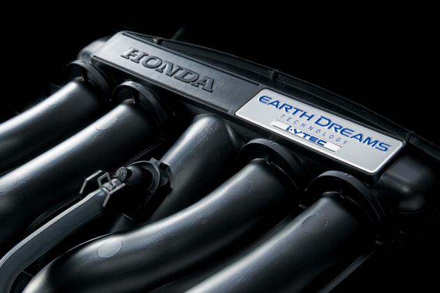 グレイス LX 1.5L 直噴 DOHC i-VTECエンジン