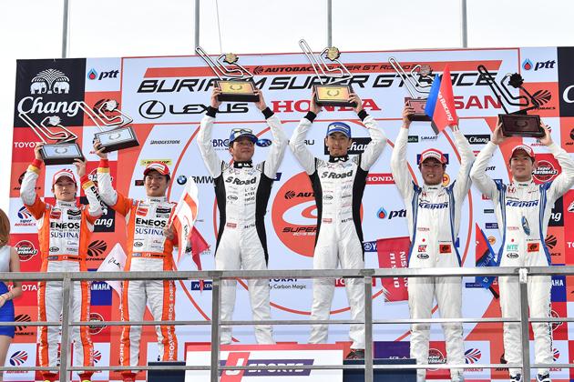 スーパーGT2015 第3戦 タイ