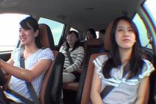 【動画】「藤島知子さんと美女4人」がスバルの新型SUVをインプレッション!