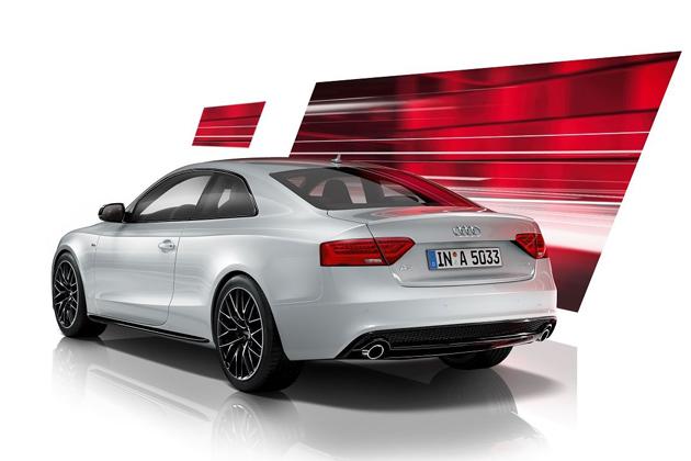 Audi A5 coupe S line competition plus