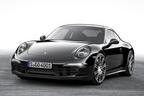 ポルシェ「 911カレラ/ボクスター」ブラックエディションを発売