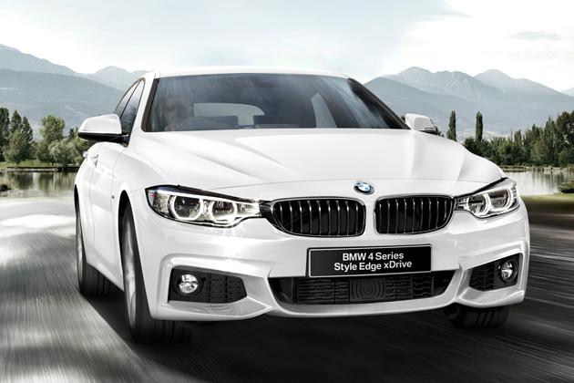 "BMW 4シリーズ グラン クーペ""Style Edge xDrive"""