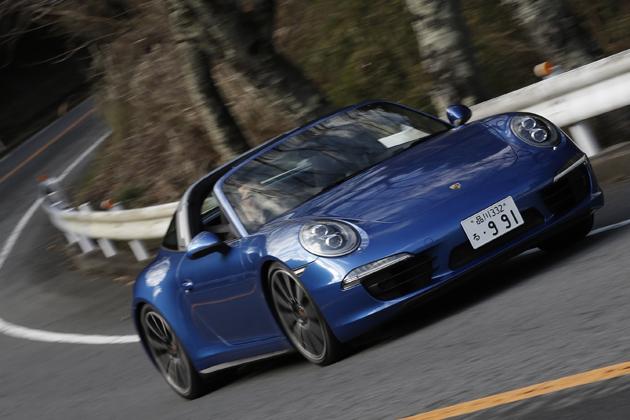 Porsche 911 Targa 4(タルガ4)