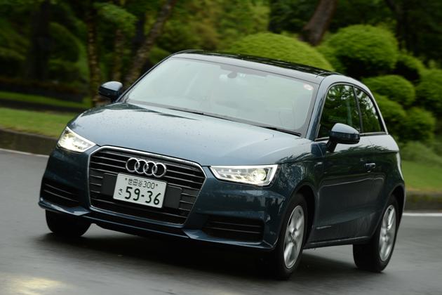 価格で選ぶだけではモッタイナイほど軽快な走り!Audi A1[1.0 TFSI]