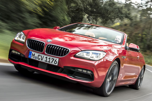BMW 新型6シリーズ カブリオレ