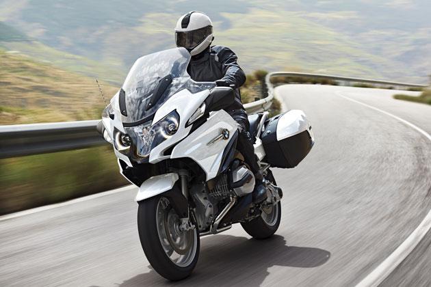 "BMW R1200RT Limited Model ""Alpine White"""