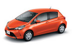 トヨタ ヴィッツ、衝突回避支援パッケージ「Toyota Safety Sense C」を標準装備