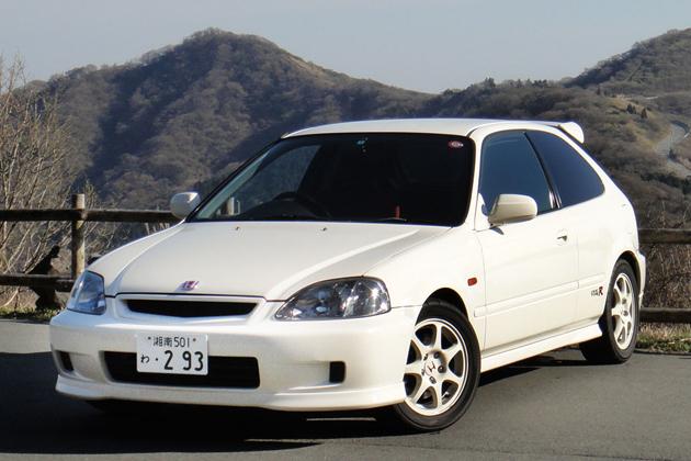ホンダ シビックType R(EK9)