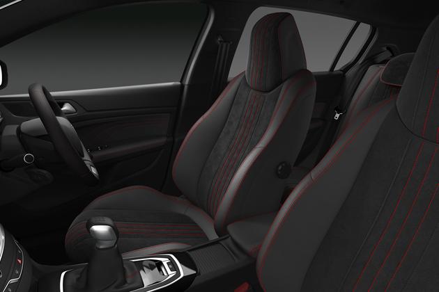プジョー 308 GT Line