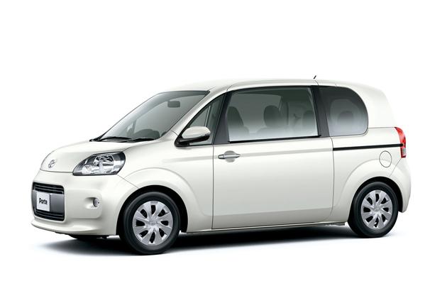 トヨタ ポルテ X (2WD)