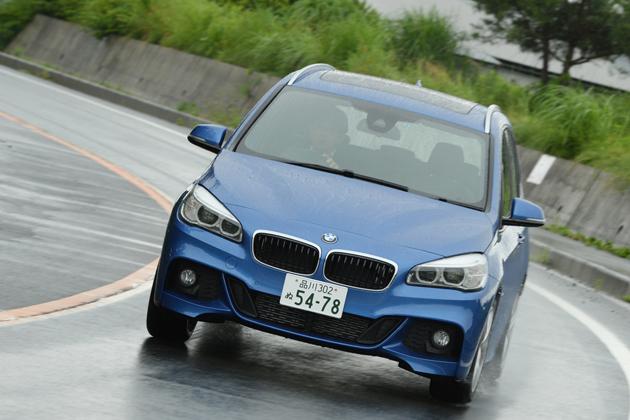 BMW 2シリーズグランツアラー&アクティブツアラー試乗レポート