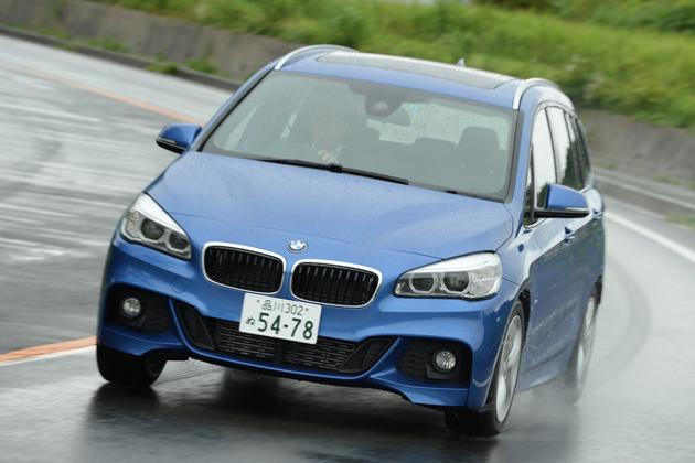 ついに出たBMWのミニバン/BMW 2シリーズグランツアラー&アクティブツアラー試乗レポート