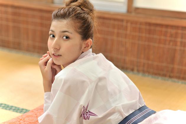 濡れ湯美人 スバル XV × 小田あさ美