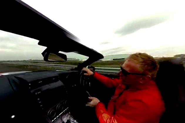 「ジャガー・バーチャル・ドライブ」へ新たに追加された「Fタイプ」