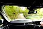 """日本初""""バーチャル試乗体験システム""""で高級SUV「レンジローバー」の走破性を疑似体験"""