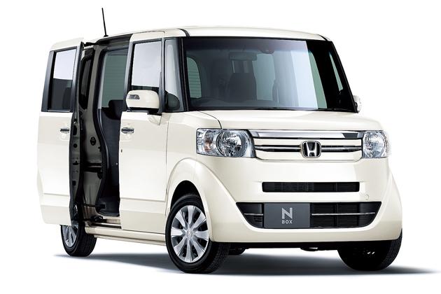 N-BOX 特別仕様車 SSパッケージ オプション装着車
