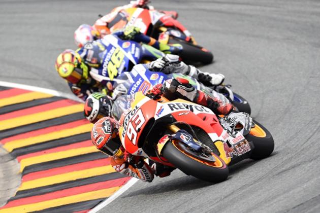 #93 マルク・マルケス 【MotoGP 第9戦ドイツGP】決勝