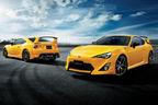 """トヨタ「86 GT """"Yellow Limitedエアロパッケージ FT""""」にPOTENZAが新車装着"""
