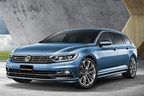 VW、パサート/パサート ヴァリアントがモデルチェンジで20.4km/Lの低燃費を実現