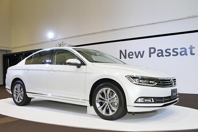 Volkswagen Passat TSI Highline