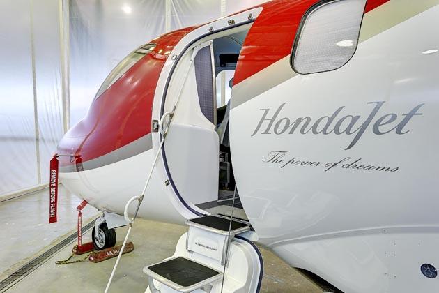 「Honda Jet」(ホンダ ジェット)