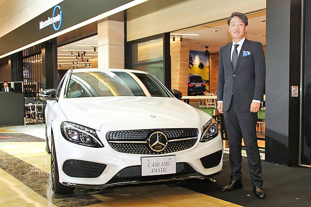 メルセデス・ベンツ日本株式会社 上野代表取締役社長兼CEO
