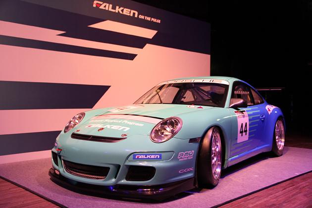 ポルシェ 911のレース車両レプリカ