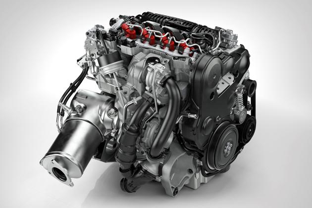 新世代 Drive-E クリーンディーゼルエンジン
