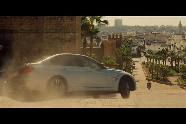 「ミッション:インポッシブル」最新作にBMWが車両提供、ワールドプレミアでトム・クルーズと共演