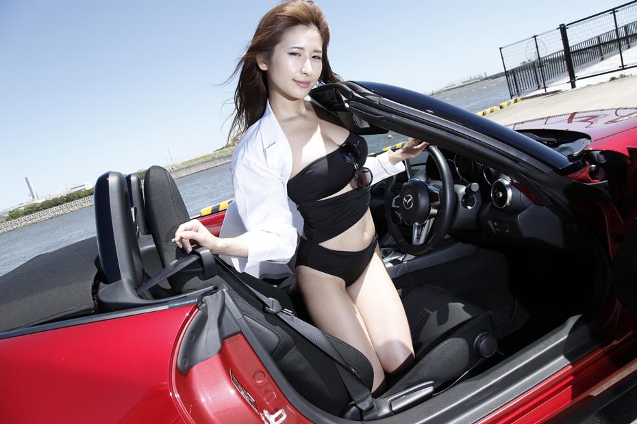 マツダ ロードスター/有馬綾香の新型車診察しちゃうぞ!