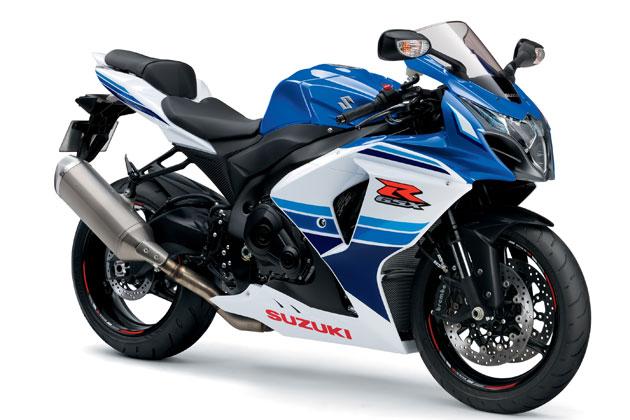 GSX‐R1000 30周年記念カラー(青/白)