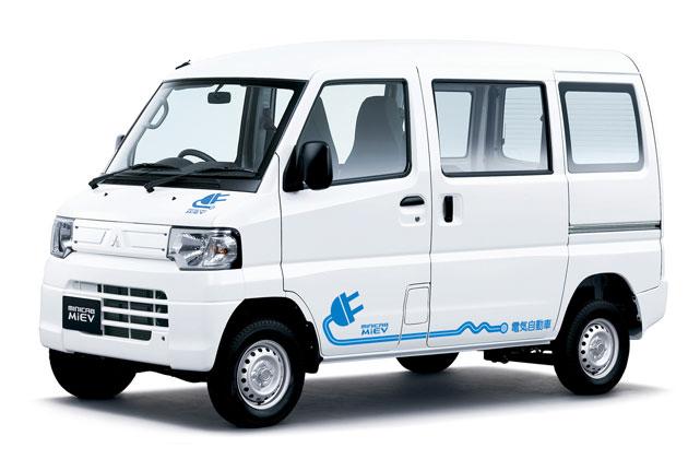 三菱 MINICAB-MiEV VAN