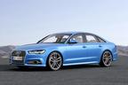 アウディ 新型A6、エンジン改良でパワーアップと低燃費を両立
