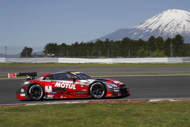 2015年 SUPER GT 第2戦