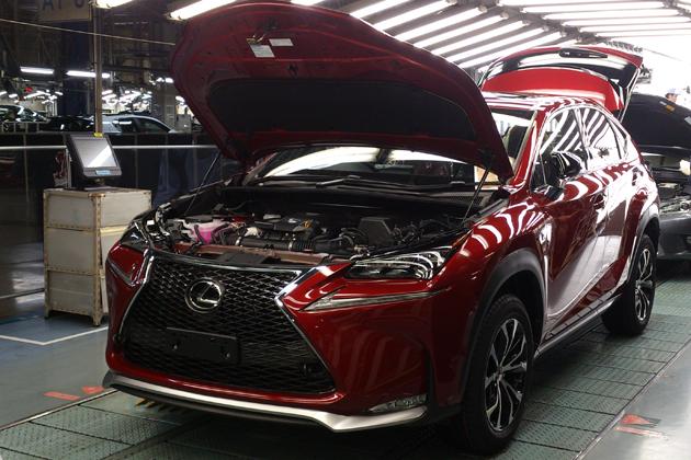 中国への工場進出延期、アメリカ工場撤退、自動車生産の今を見る
