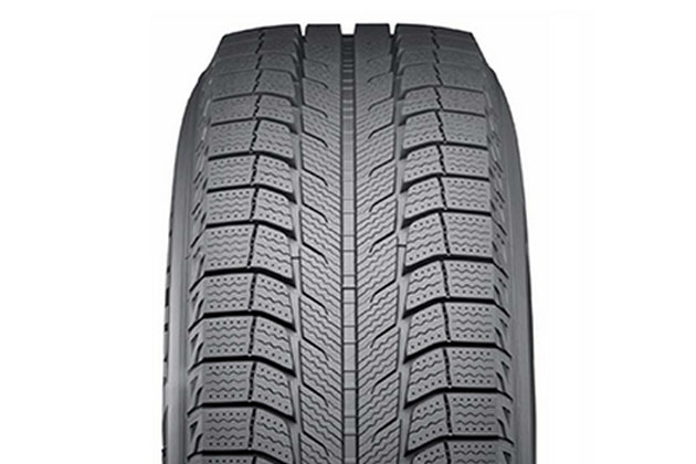 「MICHELIN LATITUDE X-ICE XI2 ZP」