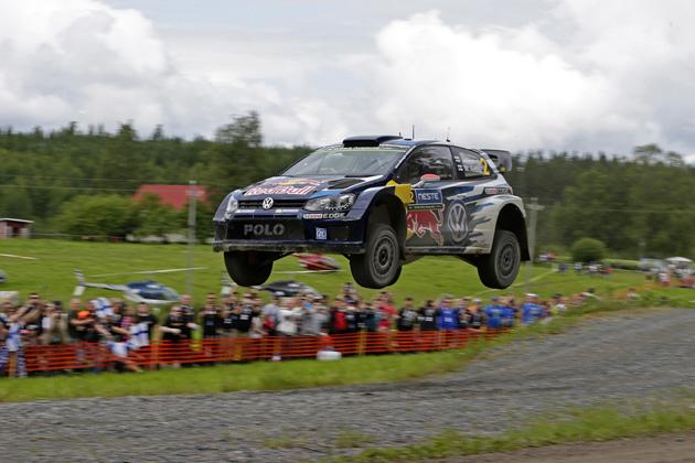 VW、世界ラリー選手権で今季7勝目