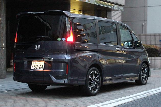 ホンダ 新型ステップワゴン 燃費レポート vol.3/市街地編・総評